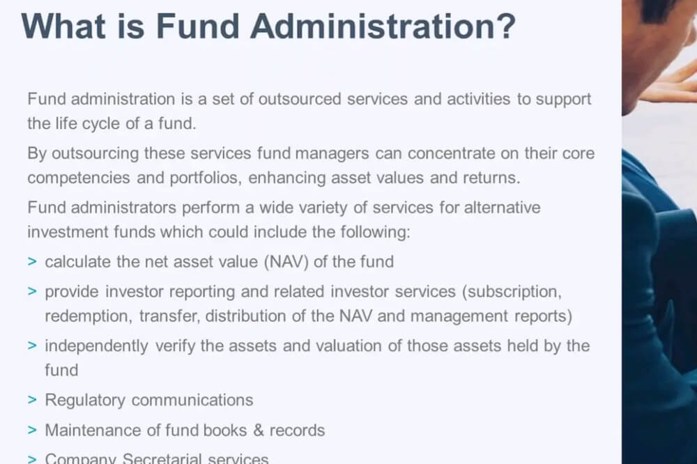What Is Fund Administration