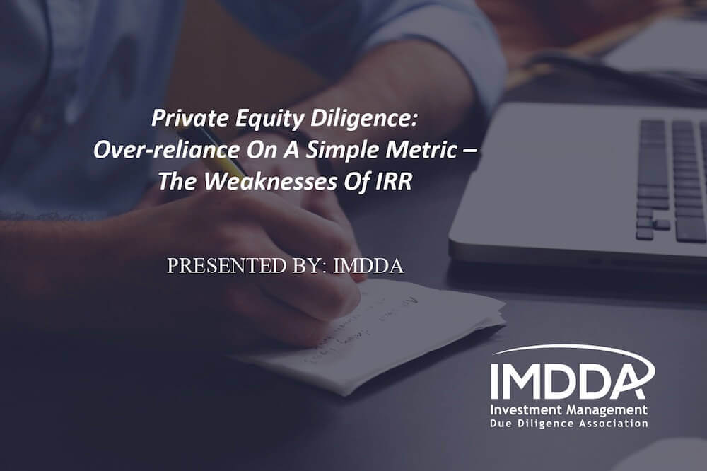 Private Equity Diligence