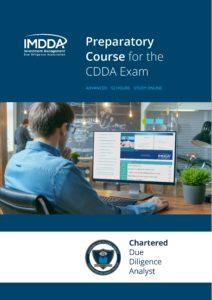 CDDA Course Agenda2 cover